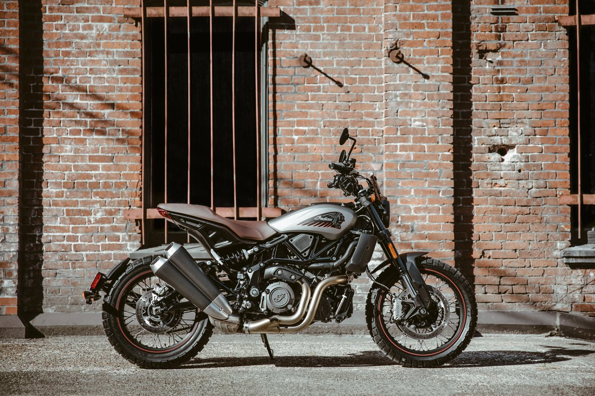 Press Release: Indian Motorcycle Increases Style with New FTR Rally for Europe https://t.co/poS14sEMfA https://t.co/c9FfOO1uhr