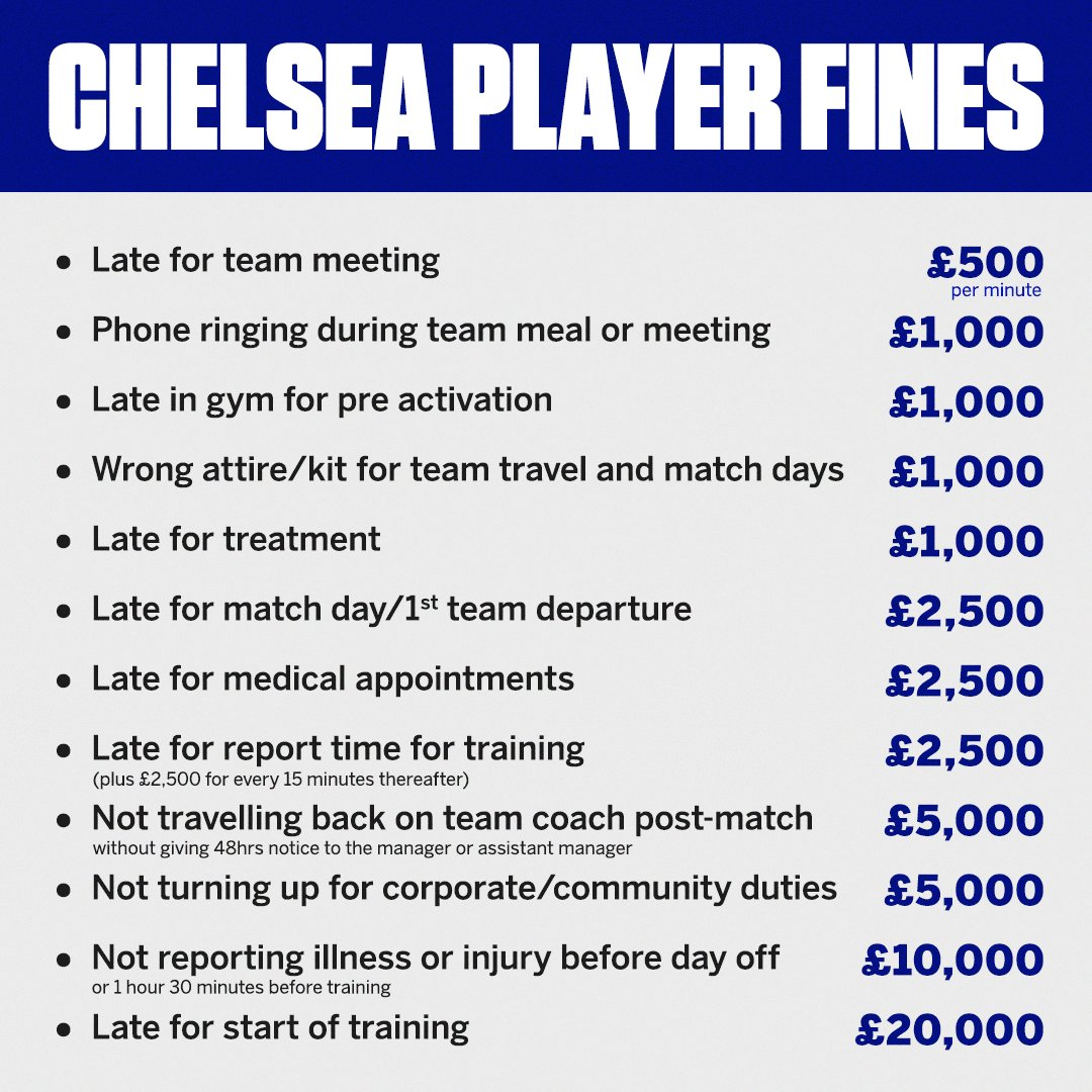 Frank Lampard lays down the law at Chelsea  <br>http://pic.twitter.com/X9uHMADeep