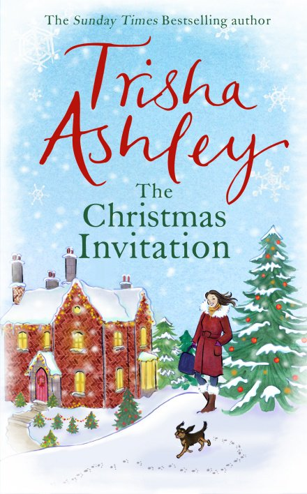 .@trishaashley's The Christmas Invitation bounded up 11 places in @AmazonUK's Most-Sold: Fiction chart— (£)