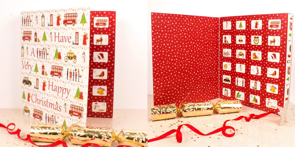 WIN  COMPETITION TIME ~ Countdown to Christmas in style with a chance to win one of our #HaveAHappyChristmas tea advent calendars. Like and retweet this post and tag a friend to enter. T&Cs apply. #Tea<br>http://pic.twitter.com/JE8Vpc0aKF