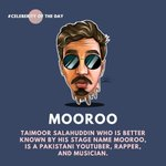 Image for the Tweet beginning: MOOROO is our Celebrity of