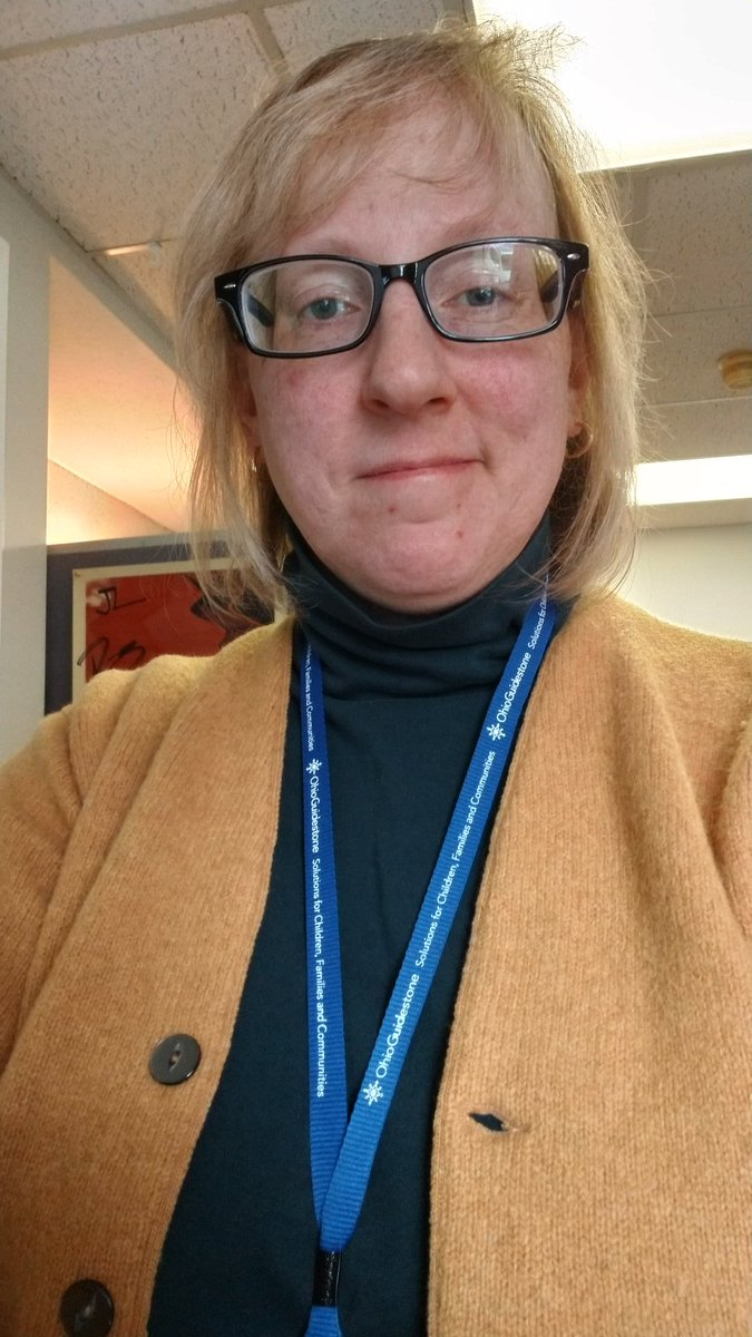 Wearing my favorite Mr. Rogers cardigan while celebrating #WorldKindnessDay . Be kind. It costs nothing but means everything.