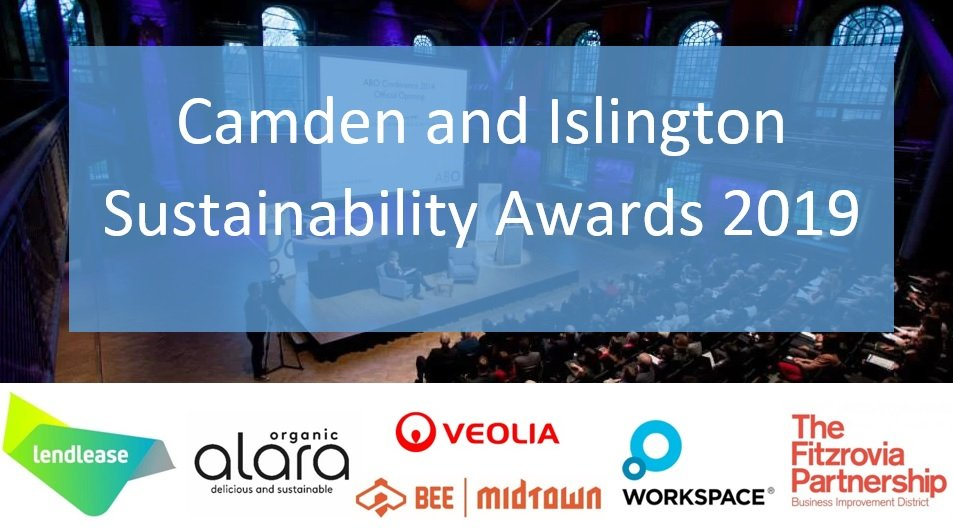 Book your free ticket NOW and join us for an inspiring networking evening to celebrate the environmental achievements of businesses, organisations and schools across Camden and Islington https://t.co/u2yNzAJEqI @EustonTown @HattonGDN @CamdenTownUnltd @kingscrossuk @tkentishtown https://t.co/VrUWUvE70S