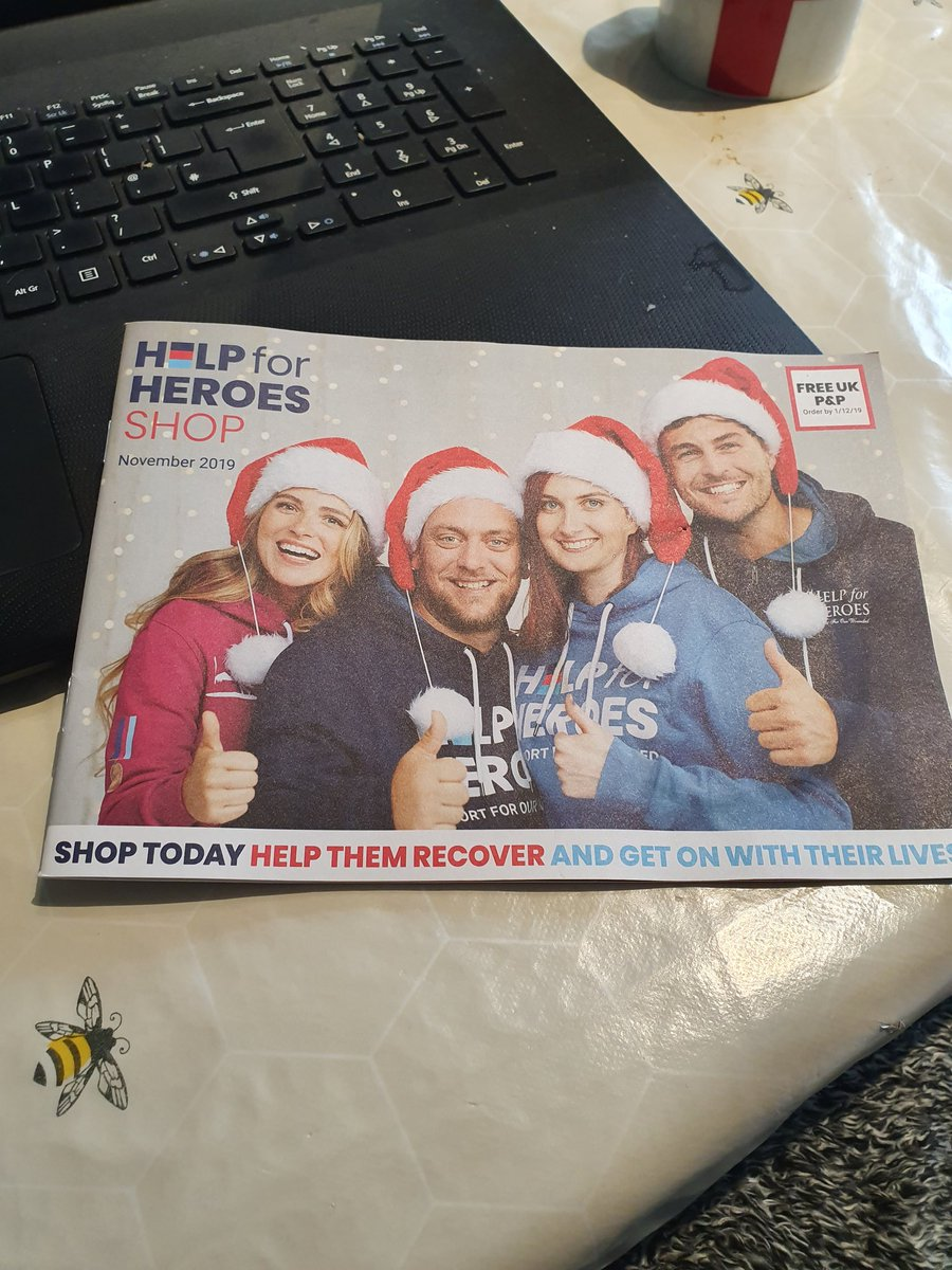 #election  I vote #Labour  & support/ use ethical businesses & organisations. #climatecrisis  #plasticpollution  #salute  #HelpforHeroes  thovets welfare shdnt be voluntary funded. Well done- posted with no plastic wrapper #Christmas  catalogue. Small actions matter.