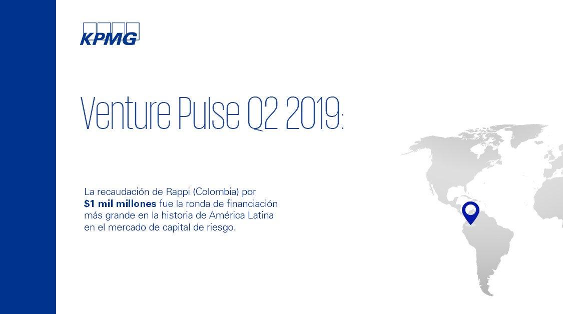 Kpmg En Venezuela على تويتر America Latina Alcanzo Un Nuevo Nivel Con Las 10 Inversiones Colombianas Mas Grandes En El Mercado De Capital De Riesgo Conoce Quien Supero A Colombia En El