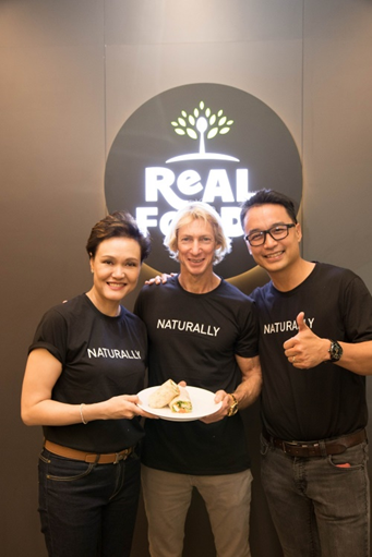 Dusit International to open  healthy food stores throughout Bangkok and beyond under new Real Foods brand   @DusitHotels  #HealthyFood