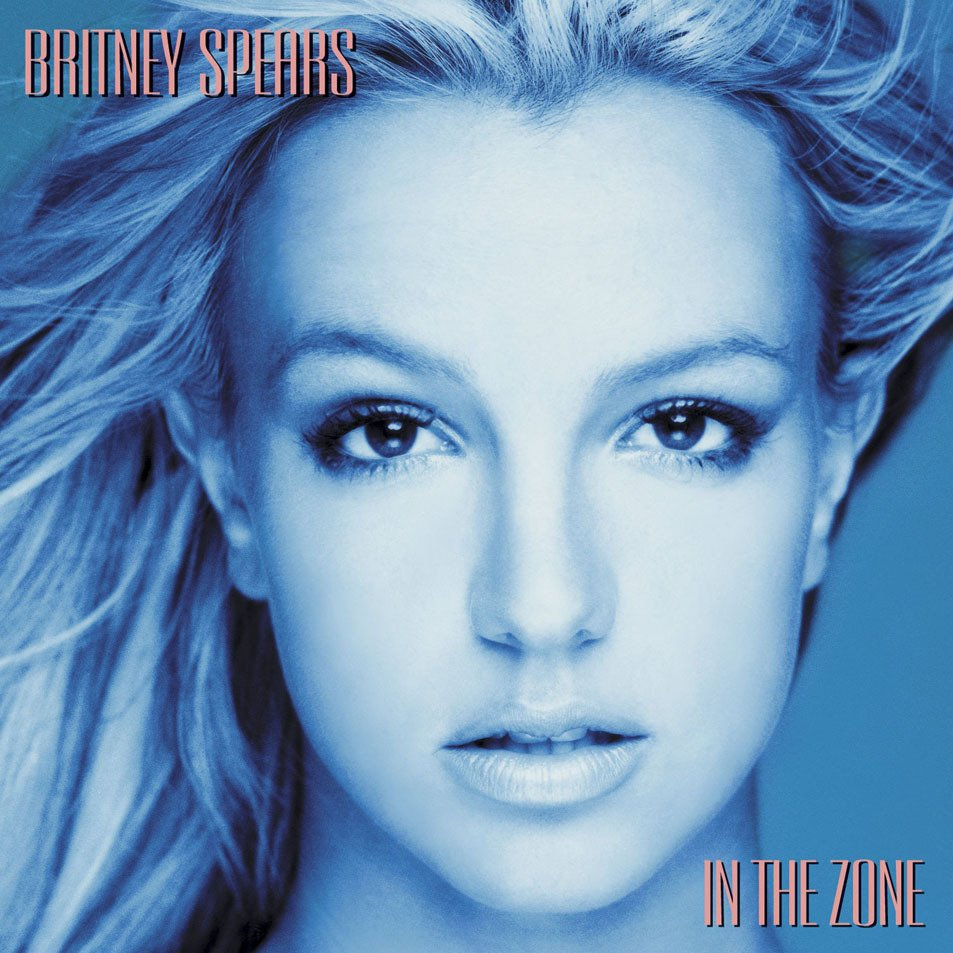 Happy 16th birthday to the best britney spears album IN THE ZONE