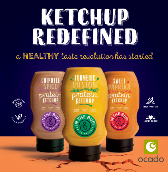 OUR SUPER-SAUCES ARE STILL ONLY £2.99 ON @OCADO !  Get involved and grab yours now before the offer ends! 😋