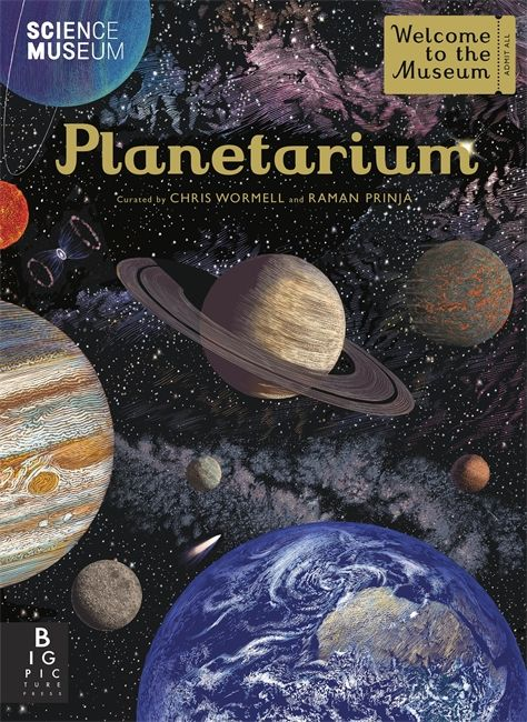 #Planetarium wins @royalsociety's Young People's Book Prize: