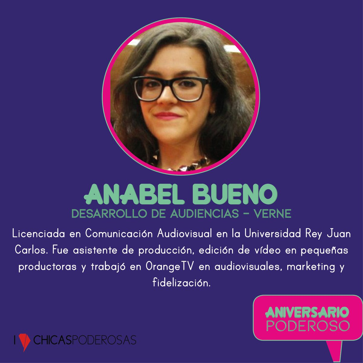 Anabel Verdu periodismoderuptura hashtag on twitter