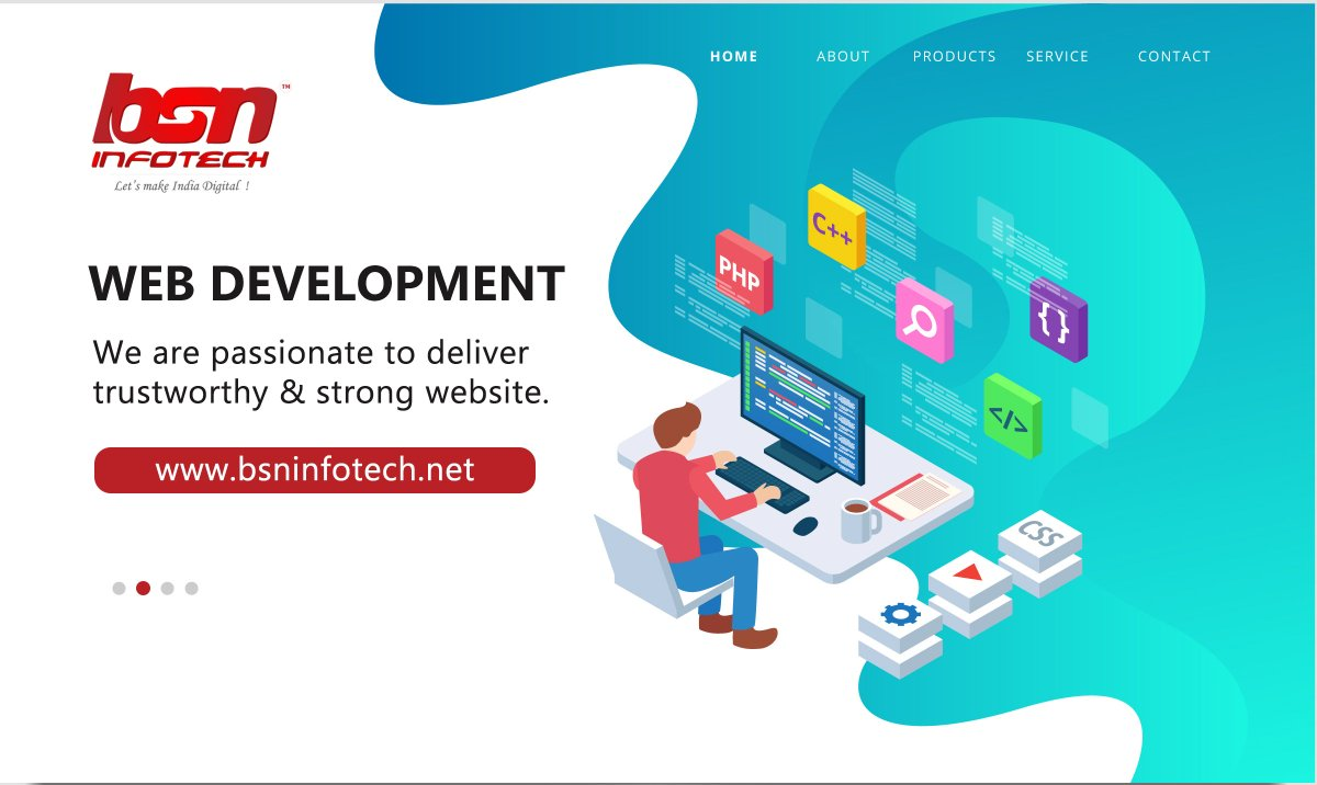 We develop the website as per the requirement of the business that makes your business simple. for more info Call: +91-9616466484 or mail us on: info@bsninfotech.net #Lucknow #webdevelopment #softwaredevelopment<br>http://pic.twitter.com/tDKNgwBufu