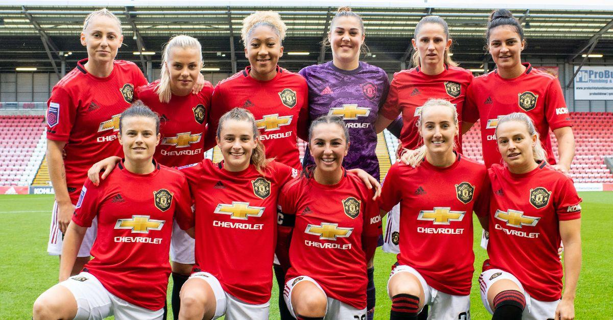 Next up for #MUWomen: a first-ever meeting with Chelsea, in the @BarclaysFAWSL on Sunday!<br>http://pic.twitter.com/YrprMxHRbL