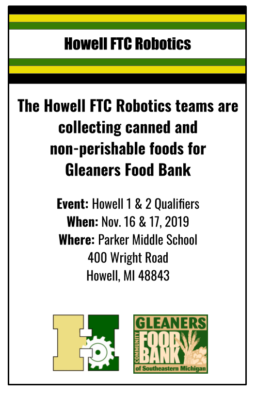 Howell FTC Robotics - @FtcHowell Twitter Profile and