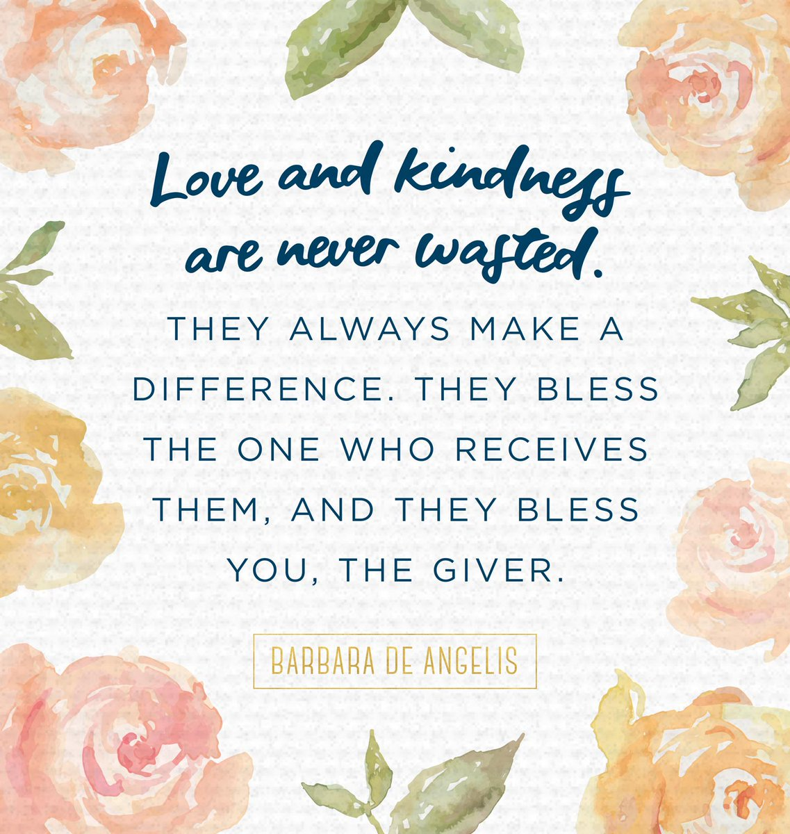 kindness costs nothing but can achieve so much #WorldKindnessDay