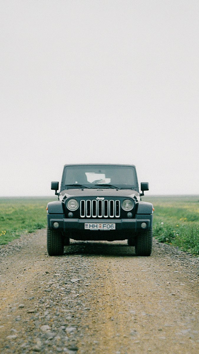 Image By: Daria Shevtsova #DownloadTheApp http://bit.ly/QHDTwitter  #jeep #car #vehicle #black #automobile #photooftheday #beautiful #wonderful #amazing #awesome #HDWallpapers #wallpapers #Download