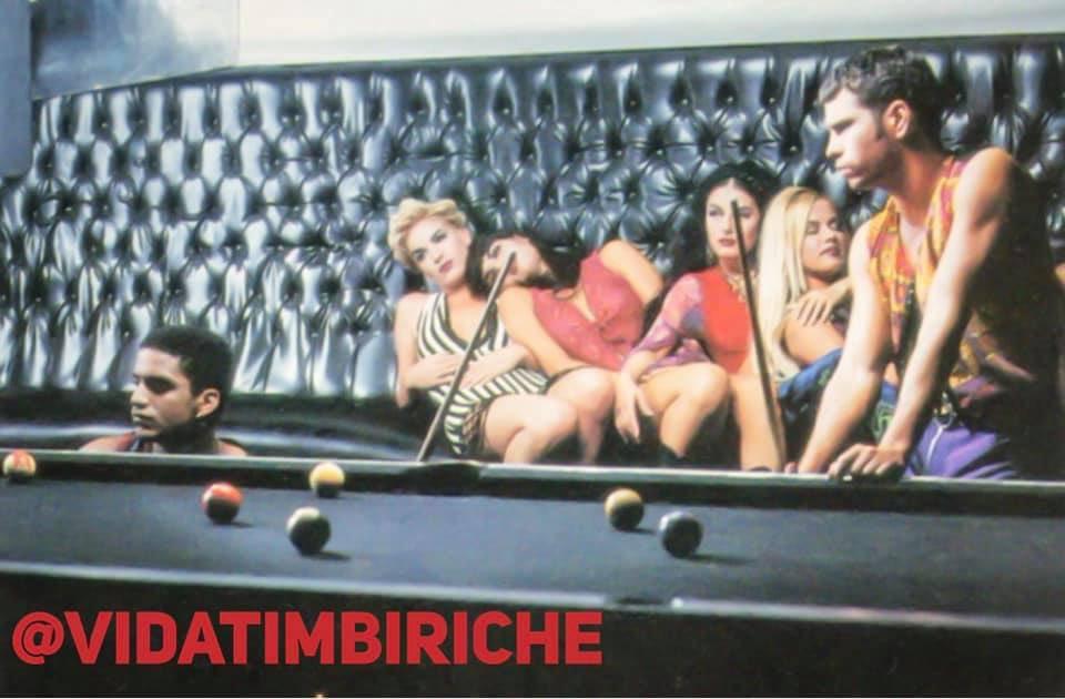 "#Timbiriche ""12"" (1993) #MuriendoLento @duverman @lorenashelley @ALEXAFANDANGO #SilviaCampos @TanyaVelasco1 @DiegoSchoening"