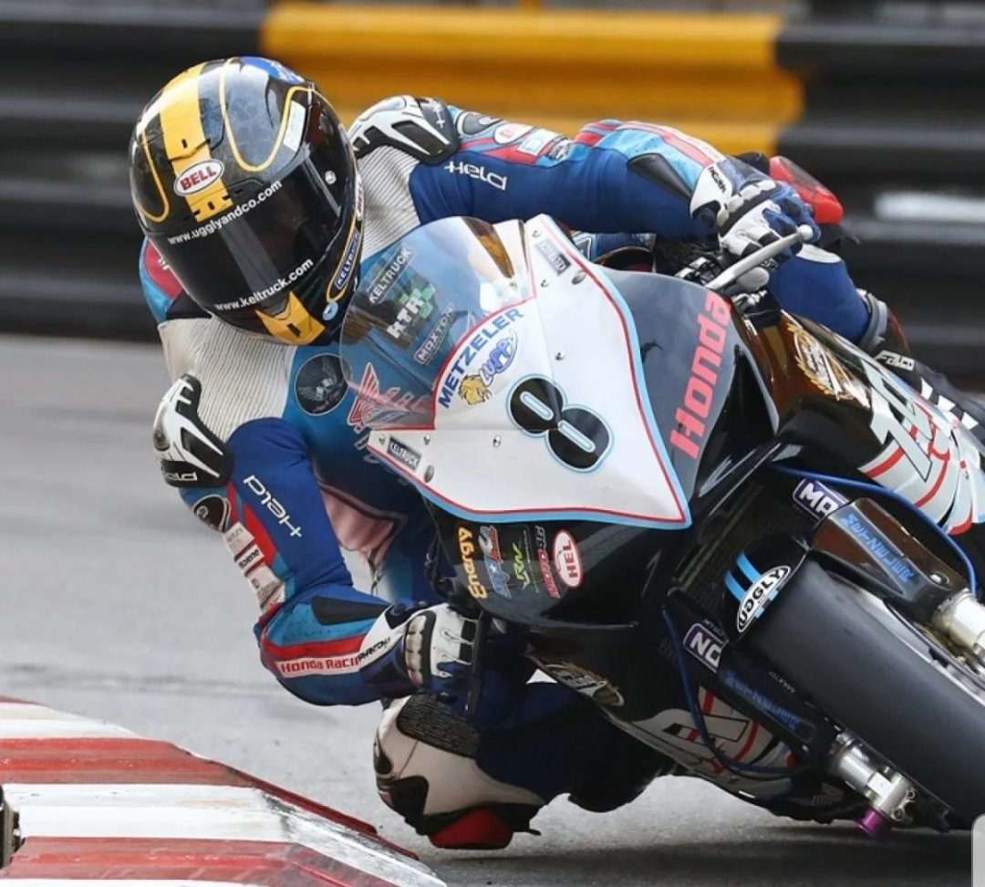 As Macau GP Gets Underway Let's Take A Minute To Remember Dan Hegarty Thinking of all his Family & The TopGun Team #Hegatron #NeverForgotten @Hego8 @TopgunRacing1