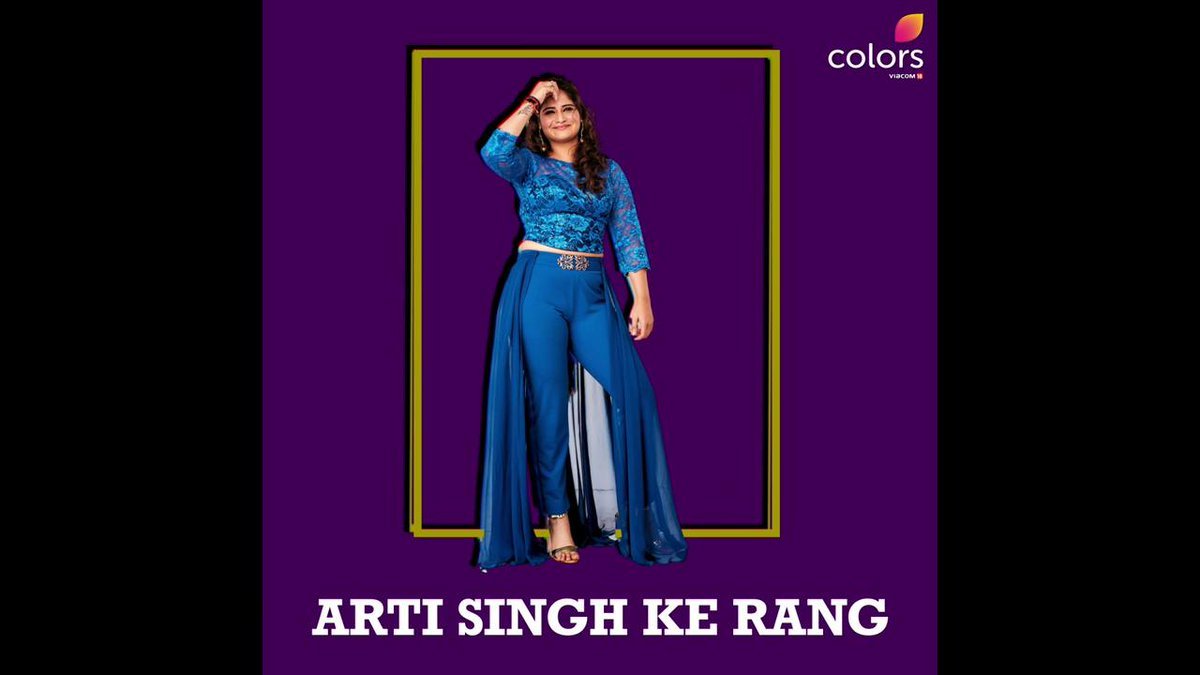 Pehli captain @ArtiSingh005 ke #BiggBoss ke ghar mein dikhe hai alag roop. Which Arti do you like? Watch #BiggBoss13 at 10:30 PM tonight. Anytime on @justvoot. @Vivo_India @BeingSalmanKhan #BB13 #SalmanKhan