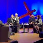 Image for the Tweet beginning: Am Kongress zum Thema Christenverfolgung