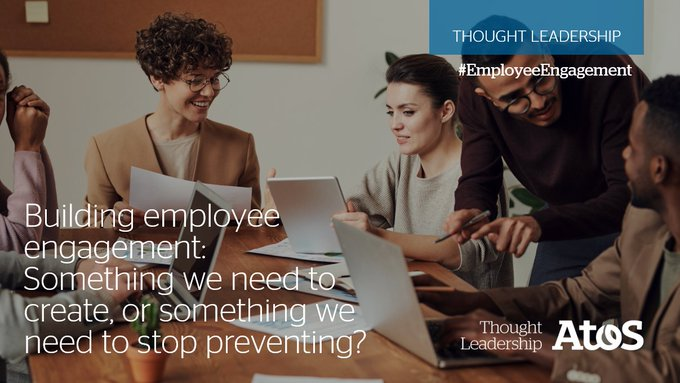 Only 15% of employees globally and only 10% in western Europe report being fully...
