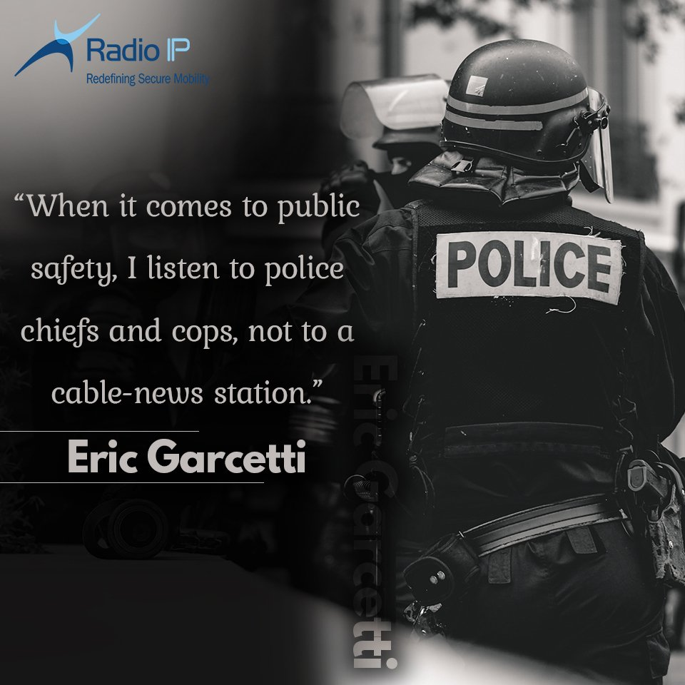 """When it comes to public safety, I listen to police chiefs and cops, not to a cable-news station."" --Eric Garcetti  #quote #quoteoftheday #topquotes <br>http://pic.twitter.com/kGLZwe91cl"
