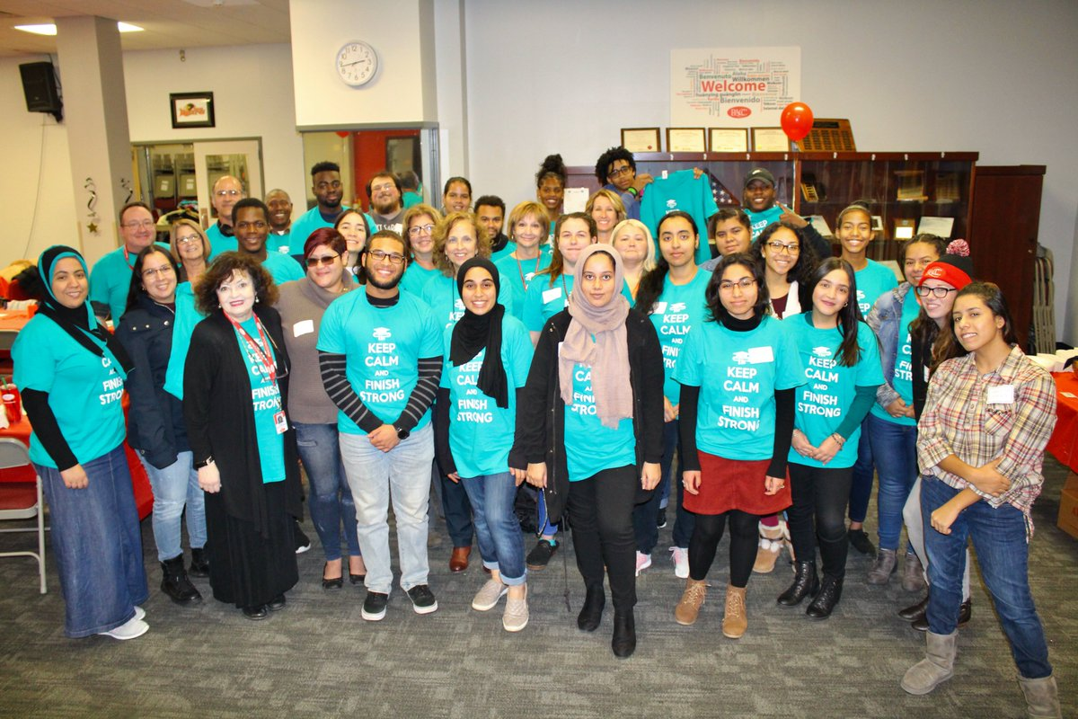 On Friday, November 8, @RACC_edu  staff, faculty and students of the Advantage Program celebrated the 3rd annual TRIO First Generation College Celebration. #CelebrateFirstGen Learn more about the Advantage Program at RACC, visit  http:// racc.edu/services/advan tage-program  … <br>http://pic.twitter.com/50mFNFdC42