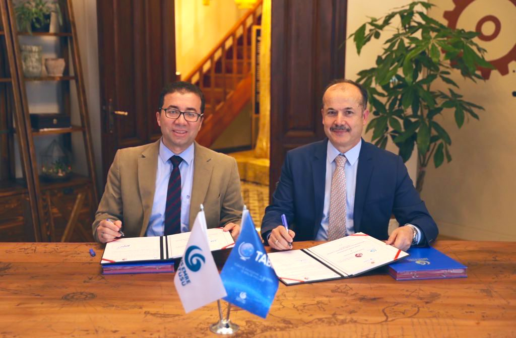 Within the scope of @TABIP_EN, under the auspices of @tcbestepe, conducted by @yeeorgtr, a protocol is signed with @ostimteknikuniv regarding cooperation on academic & scientific projects and programs. @serefatess @myulek #StayEmpoweredWithTABIP pic.twitter.com/xuSc8gK0Yt