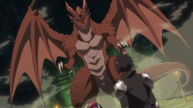 Image result for cautious hero dragon