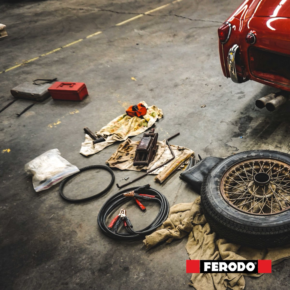 Don't go the road alone. https://t.co/tr0aQOR3oq has a wealth of information regarding technical tips, trouble tracers, installation guides as well as our Garage Guru's platform. Learn more: https:///www.ferodo.co.za https://t.co/A0Bxoelxsl