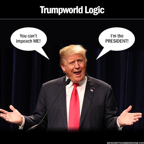 Trumpworld Logic
