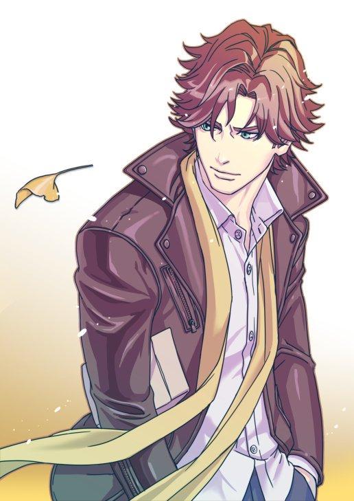 リクエスト第6弾「コートなど秋のオシャレに身を包んだ私服ダグ」…オシャレになったかどうか、そもそもこの人こんな服着るのだろうか…