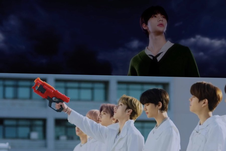 """WATCH: #StrayKids Is Ready To Head To The Stars Like An """"Astronaut"""" In New MV #StrayKids_ASTRONAUT soompi.com/article/136543…"""