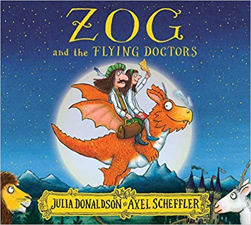 .@MagicLightProds adapts Donaldson and Scheffler's #Zog follow-up for @BBCOne next Christmas: