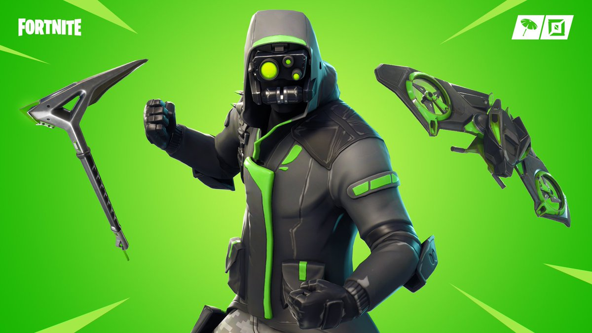 Utility is redefined with the Archetype Set, now discounted by up to 1,000 V-Bucks!  Check it out in the Item Shop now.