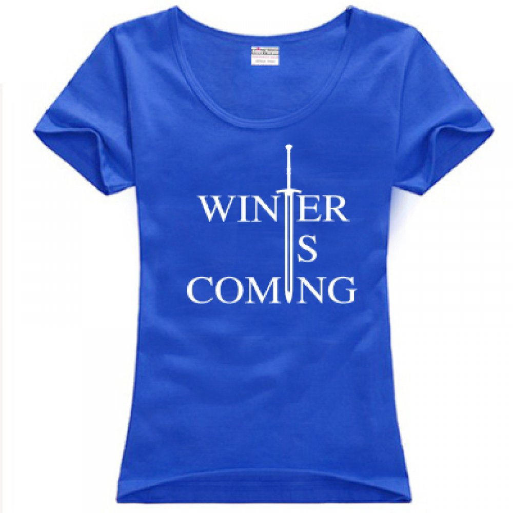 Stark Winter Is Coming Women T-shirt #GameOfThrones #GameOfThronesFamily<br>http://pic.twitter.com/DPblf41LdB