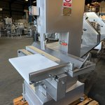 Image for the Tweet beginning: Nienstedt Yield Plus bandsaw for