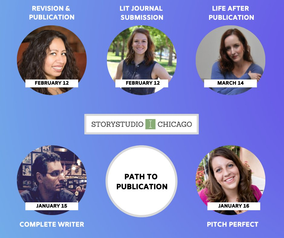 Have a finished draft and ready to publish? Set yourself on the path to publication with one of our upcoming writing workshops taught by @CynVargasWriter, @sncutaia, @rebeccamakkai, @VincentFrancone, and @DawnReiss! Find more info on our course catalog: