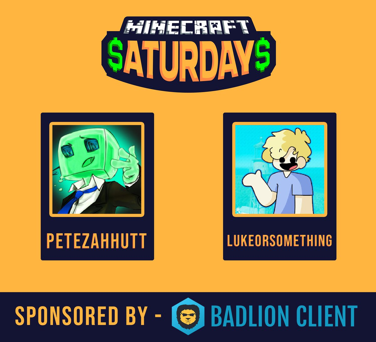 Minecraft Saturdays On Twitter Introducing Team 14 For