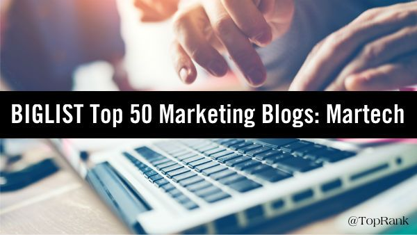 Check out the BIGLIST of 50 Top Marketing Blogs for 2019 - Martech Edition. Here are the top 10: @hootsuite  @buffer  @salesforce  @HubSpot  @Moz  @yoast  @BigCommerce  @WordStream  @semrush  @VR4SmallBiz  See them all https://t.co/JEizycW03o via @toprank https://t.co/FMZFfxBPpi