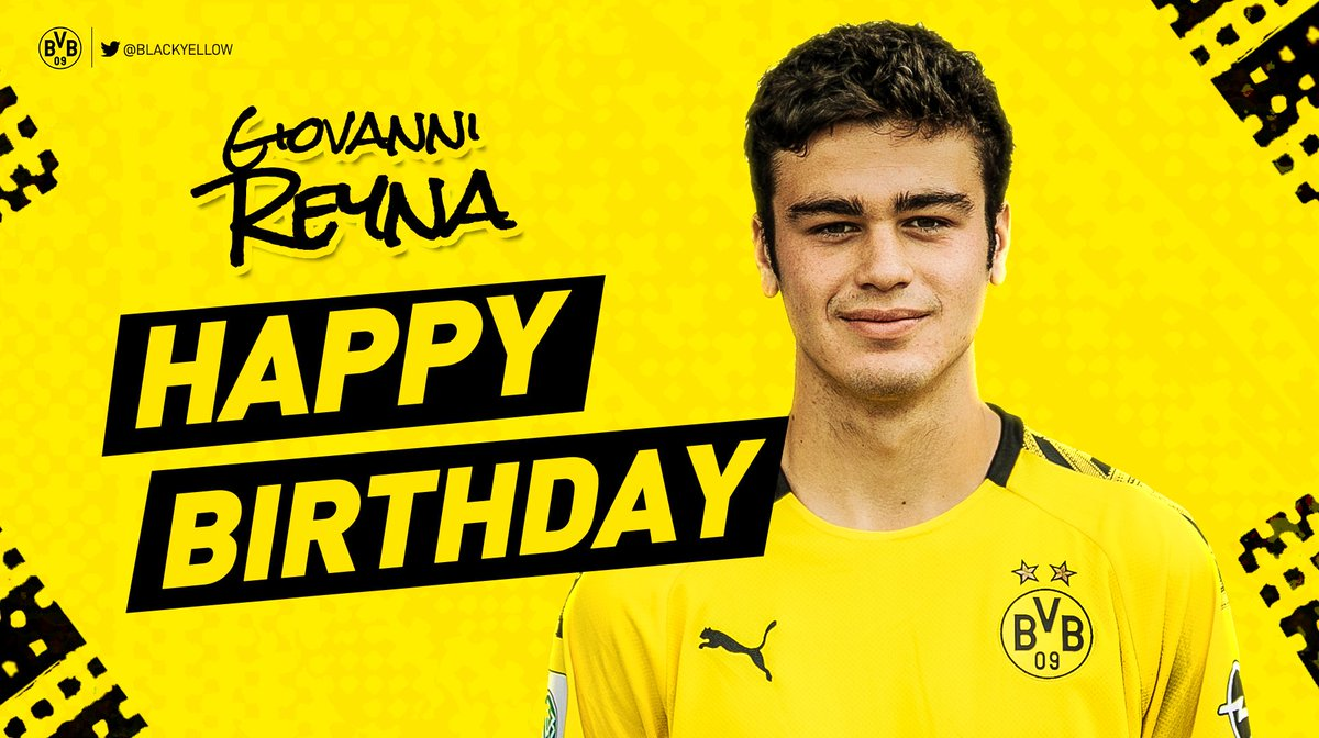 Happy 17th Birthday to our very own American , Gio Reyna!    Keep up the great work, Gio! <br>http://pic.twitter.com/IeKHBUHyOW
