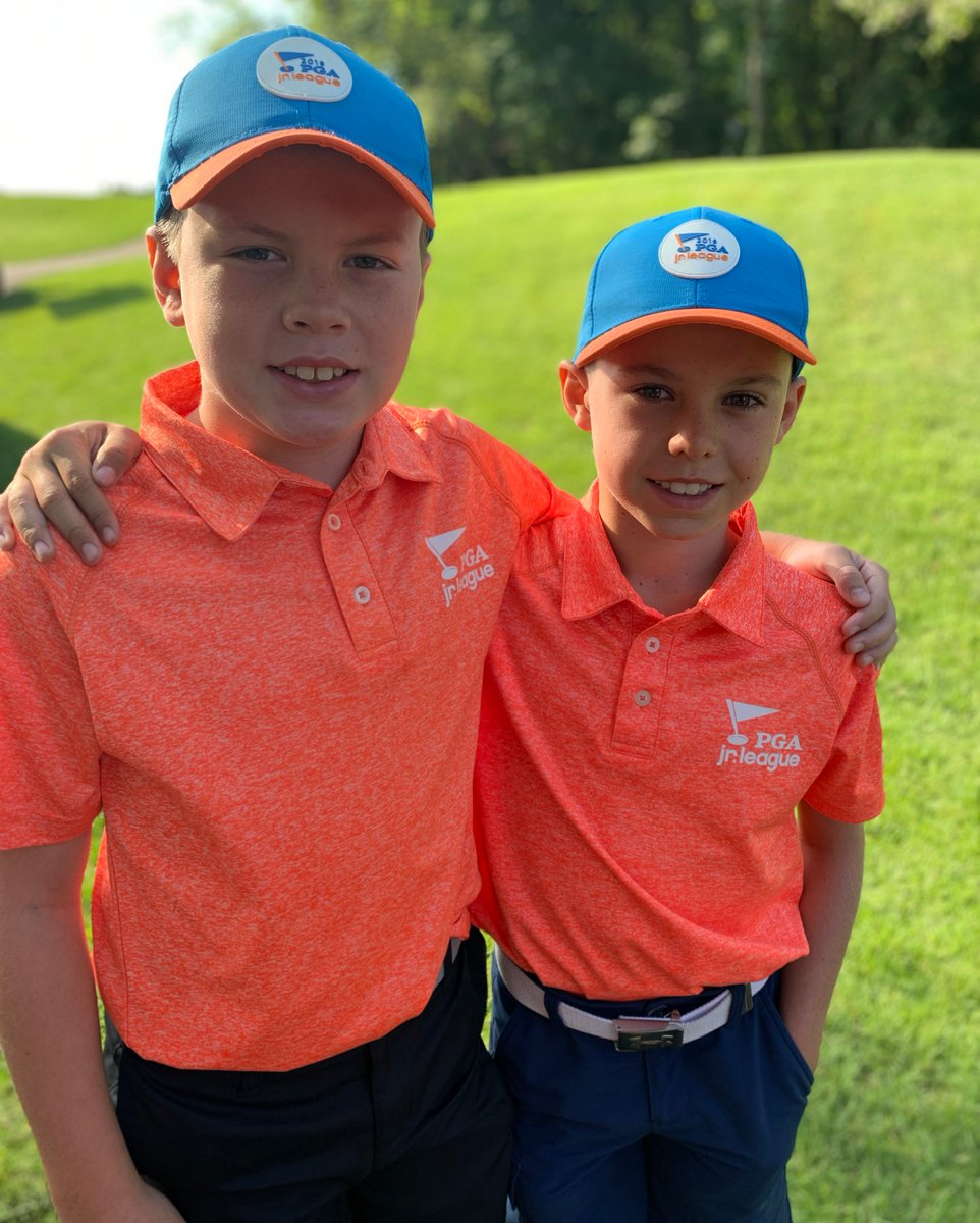 🗣Words from a PGA Jr. League Mom.... To see these young kids strategize on how to beat opponents is remarkable. Golf becomes a level playing field no matter the age, size, gender. It's impossible not to respect every kid that gets out there and competes.