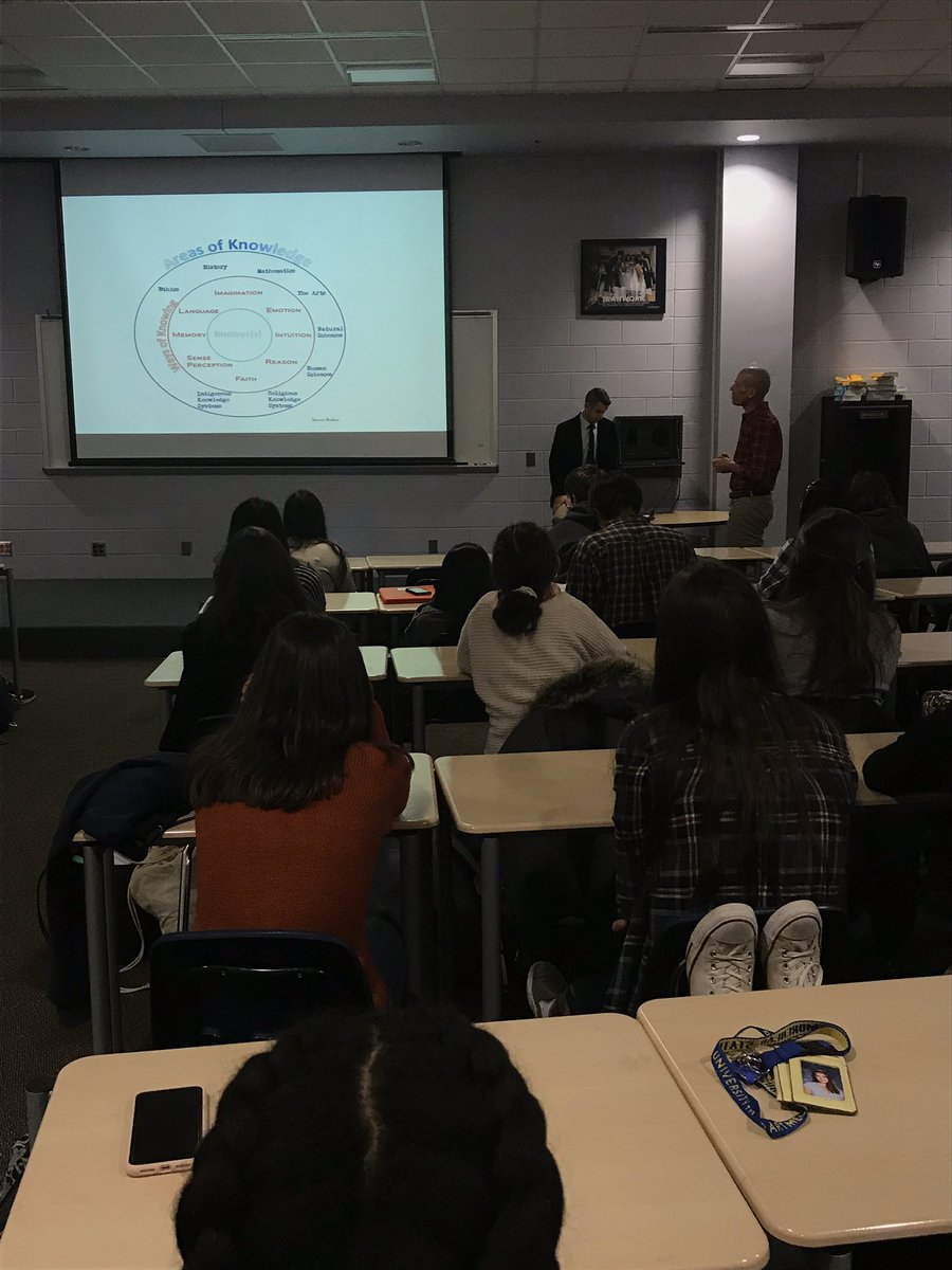 The Misters P introduce WLHS IB juniors to TOK. How do you construct knowledge?<a target='_blank' href='http://twitter.com/GeneralsPride'>@GeneralsPride</a> <a target='_blank' href='https://t.co/Brcg0dq6qZ'>https://t.co/Brcg0dq6qZ</a>