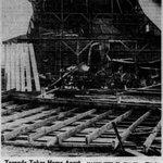 Image for the Tweet beginning: Mason City-Hudson, IL F2 #Tornado