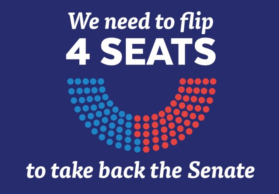Democrats only need to FLIP FOUR SEATS in the NC Senate in order to take control. Help me FLIP one of those FOUR seats. Your donation of $4 will send a signal that you are sick of the status quo and that you are demanding change in the NC legislature. bit.ly/briancaskeync