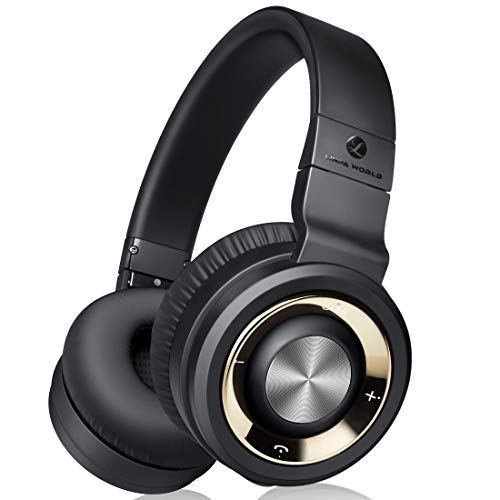 Bluetooth Headphones Over Ear Linpa M1 on Ear Wireless Headphone Hi-Fi Headset with Mic, Foldable, 30H Playtimes, Soft Earpads, Wireless and Wired Mode for TV/CellPhones https://dailybuytips.com/bluetooth-headphones-over-ear-linpa-m1-on-ear-wireless-headphone-hi-fi-headset-with-mic-foldable-30h-playtimes-soft-earpads-wireless-and-wired-mode-for-tv-cell-phones-2/…