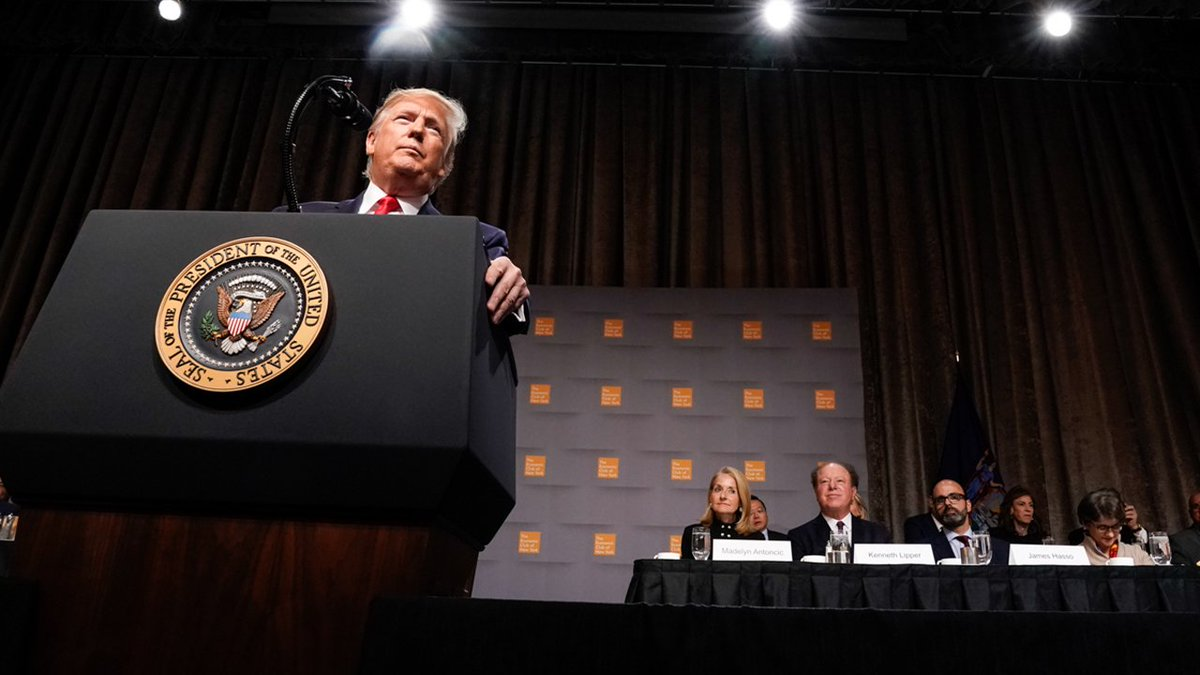 President Trump video attacks impeachment hearings  https://www. fox5dc.com/news/president -trump-video-attacks-impeachment-hearings  …  #ImpeachmentHearings<br>http://pic.twitter.com/DHuBT1ycYh