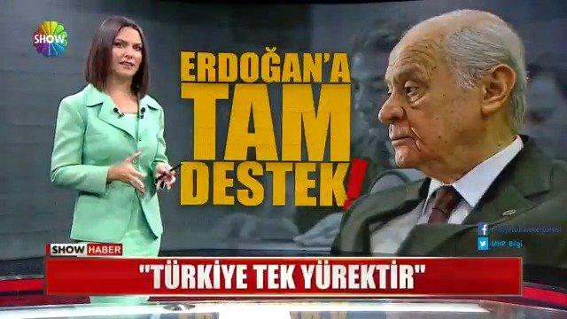 ABD'deki zirve görüşmesinden çıkacak sonuç ne olursa olsun Türkiye tek yürektir.