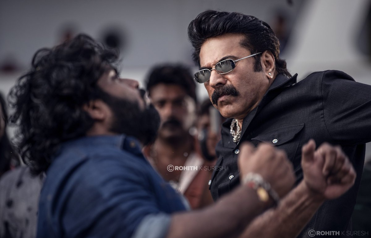 RT @ajmal_kabeer_: Megastar @mammukka's Mass Entertainer #SHYLOCK Locked Its Release Date As 23-01-2020 🔥🔥  #ShylockFromJan23   @MegastarAd…