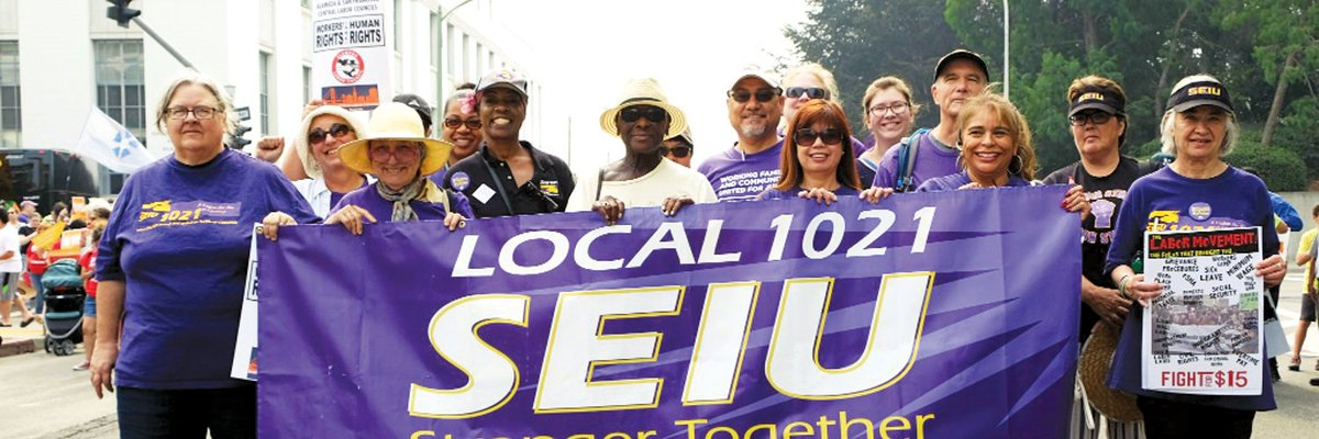 SEIU Local 1021 seeks a Field Team Supervisor to be based in the SF Bay Area, CA. Details can be found at: http://unionjobs.com/listing.php?id=15881 … #1u #unionjobs #unions #UnionStrong #p2 #seiu1021 #SEIU @seiu1021 @SEIU