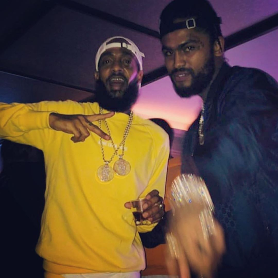 Dave East opens up about removing Kodak Black from his debut album, #SURVIVAL, after his comments about Nipsey Hussle:  http:// cmplx.co/FlJoVNW    <br>http://pic.twitter.com/7llrPpTaEn